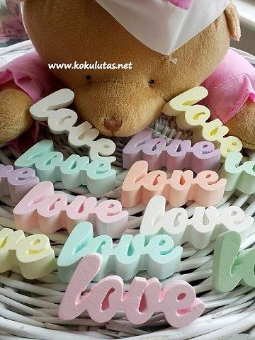 Kokulu Taş Love