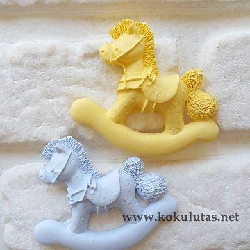 kokulu taş at
