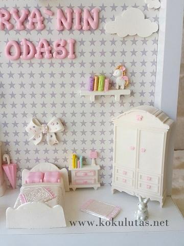 çocuk odası pano