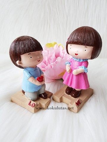 aşk biblo