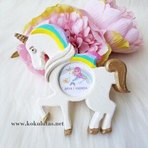 unicorn çerçeve