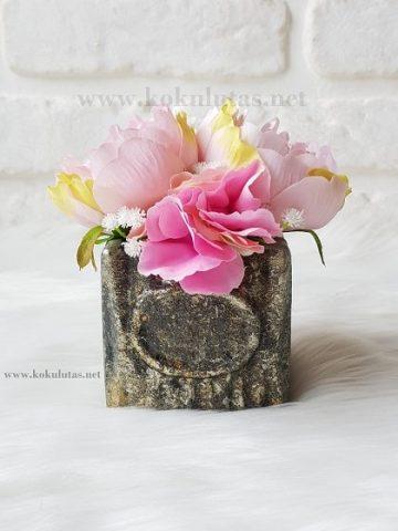 Saksıda Yapay Çiçek